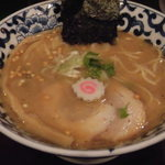 東京駅 斑鳩 - 豚骨魚介らー麺
