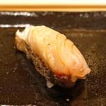 すし匠 - 料理写真:酢〆の秋田産 サゴシ