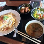なごみ - 8/25日替りランチ 800円