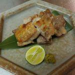 旬味えがわ - 阿波尾鶏塩焼き