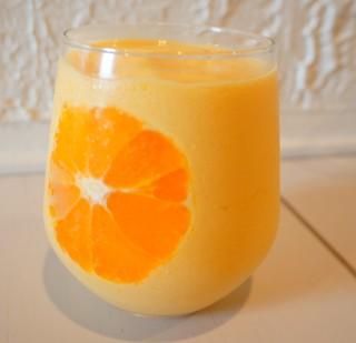 SEAK - マンゴー&オレンジスムージー