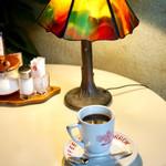 喫茶 マロン - 珈琲はアメリカンに