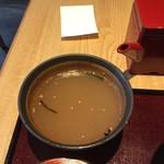 松玄 - 蕎麦湯