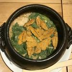 72021742 - たっぷりウニの土鍋ご飯