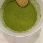 小林食堂 - 抹茶のティラミス