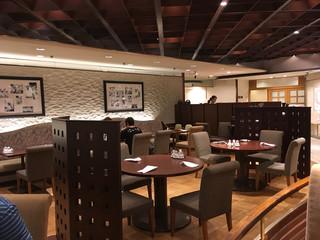 静岡 四川飯店 - 店内