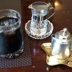 ステラ - ドリンク写真:アイスコーヒー