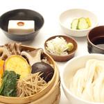 たけ山 - 秋の味覚と茸わっぱ飯御膳