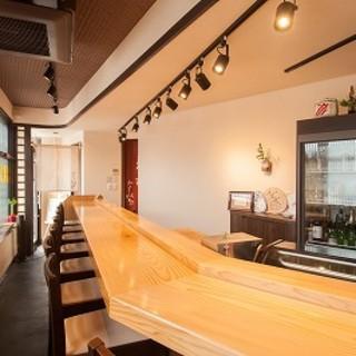 ◆カウンター9席のみ◆隠れ家的お寿司屋さん。