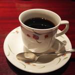 ハングリータイガー - コーヒー