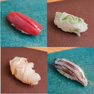 """""""金沢らしさ""""にこだわった本格金沢寿司を良心価格で。"""