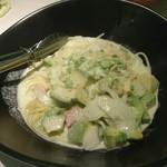 アボカド料理専門店FORZA - アボカドのクリームパスタ 980円