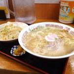 ラーメン幸雅 - 焼飯セット 950円