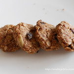 cinq - 木の実のオートミールクッキー