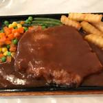 レストラン 峰 - 料理写真:ポークソテー