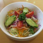 レストラン彩 - 料理写真:野菜サラダ