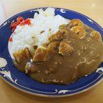 レストラン彩 - シーフードカレーオンザライス