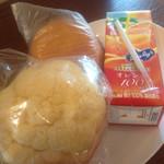 小麦畑 - 料理写真: