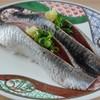 スーパー回転寿司 やまと - 料理写真:いわし