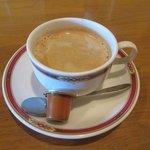 セゾン - ホットコーヒー(セット)2017.08.24