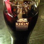 だるま - 【'11/03/22撮影】ラム焼肉定食 945円 のアイスコーヒー