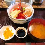 麻布十番 もち玉 - 海鮮丼