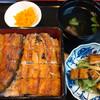源内 - 料理写真:うな重(上)鰻1本(肝吸い・うざく付き)(2900円)