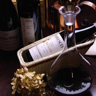 ソムリエ厳選!イタリアン×ワインの最高のマリアージュを体験