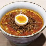 金菜亭 - 博多鶏担々麺「はかたんたん」胡麻担々