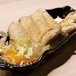 金菜亭 - 塩手羽から揚げ