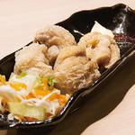 金菜亭 - 塩から揚げ