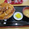 ぶた丼のとん田 - 料理写真: