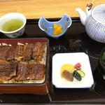 清王亭 - 料理写真:うな重