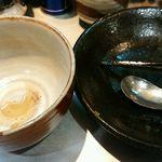 麺匠 呉屋 - 完食です☆ 美味かった~!