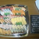 無添くら寿司 - 料理写真:寿司