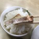 新立麺館 - 肉厚〜