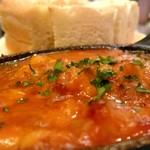 ラザーニャ・ラザーニャ - トリッパと牛すじ肉、白インゲン豆のトマト煮込み