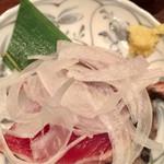 魚菜酒笑 吉 - カツオの刺身