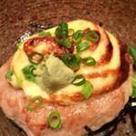 魚菜酒笑 吉 - マグロハンバーグ