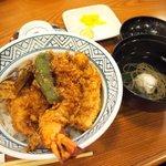 72038035 - 天丼 1,500円