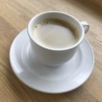 レストランオンオフ - ホットコーヒー