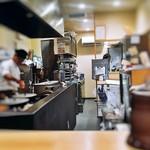 浜太郎 - 厨房