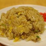 たかばしラーメン - 炒飯