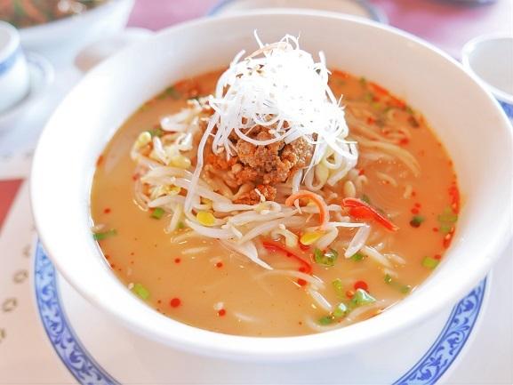 ホテルオークラ レストラン横浜 中国料理 桃源 - 冷やし担々麺