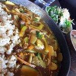 穀菜健美 cafe - 特製カレー