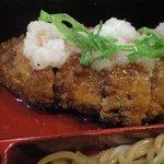Kofuta - 日替わり●お弁当のミンチカツ