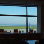 ビューレストラン スカイライン - 窓からの風景