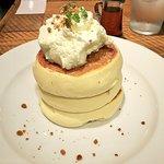 ザ・フレンチトーストファクトリー - シフォンパンケーキ ¥950(税別)