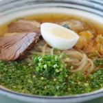 ビューレストラン スカイライン - 料理写真:別府冷麺