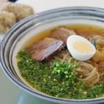 ビューレストラン スカイライン - 別府冷麺セット